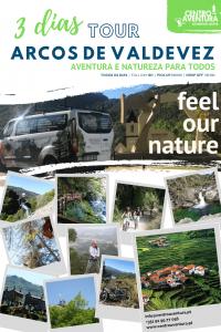 Centro Aventura - Tour Arcos de Valdevez 3 Dias