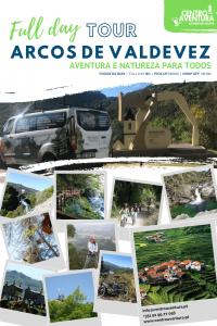 Centro Aventura - Tour Arcos de Valdevez 1 Dia